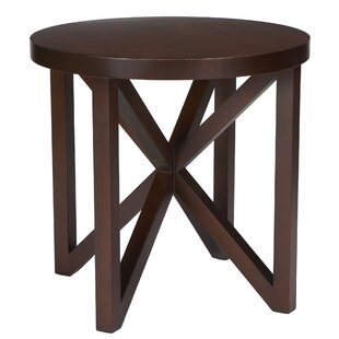Read Reviews Snowmass End Table by Allan Copley Designs