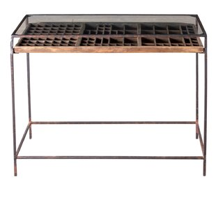 Breccan Console Table by 17 Stories