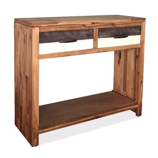 Deals Price Andino Console Table
