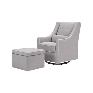 Owen Swivel Glider and Ott..