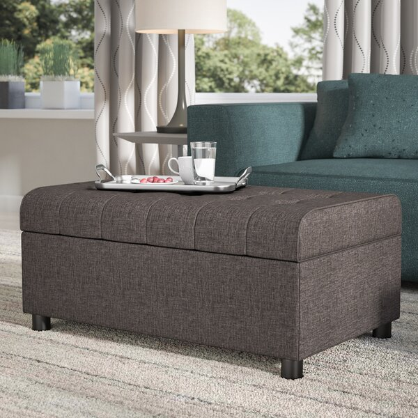 Wondrous Littrell Storage Ottoman Wayfair Gmtry Best Dining Table And Chair Ideas Images Gmtryco