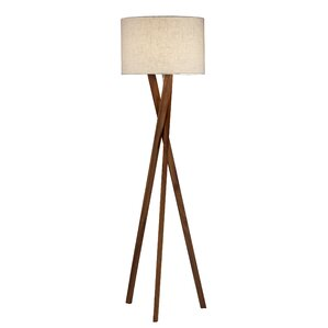 Mid-Century Modern Floor Lamps You'll Love | Wayfair
