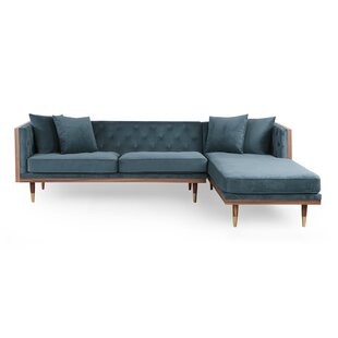 Brylee Mid-Century Sectional by Brayden Studio