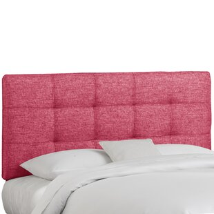 Emerson Tufted Upholstered Panel Headboard by Corrigan Studio