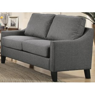 Hodnett Loveseat by Red Barrel..