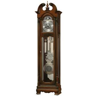 Howard Miller Meadowbrook 84 Grandfather Clock Wayfair