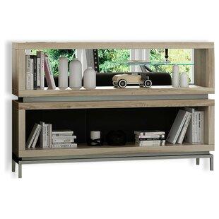 Jeramiah Standard Bookcase by Orren Ellis