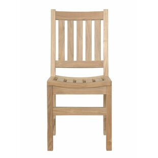 Sonoma Teak Patio Dining Chair