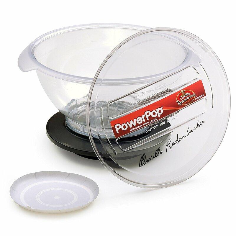 Microwave Multi Popcorn Popper