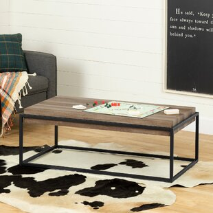 Mezzy Coffee Table by Sout..
