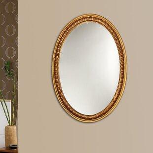 Compare & Buy Farrington Framed Wall Mirror ByCharlton Home