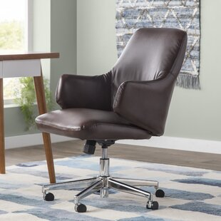 Best Shires Executive Chair by Brayden Studio Reviews (2019) & Buyer's Guide