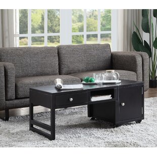 Harbaugh Coffee Table with Storage