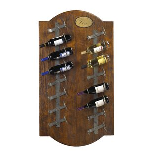 Belfield 16 Bottle Wall Mounted Wine Rack by Fleur De Lis Living