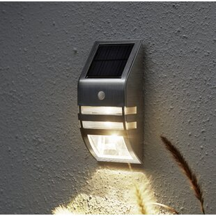 Carys LED Outdoor Light With PIR Sensor By Sol 72 Outdoor