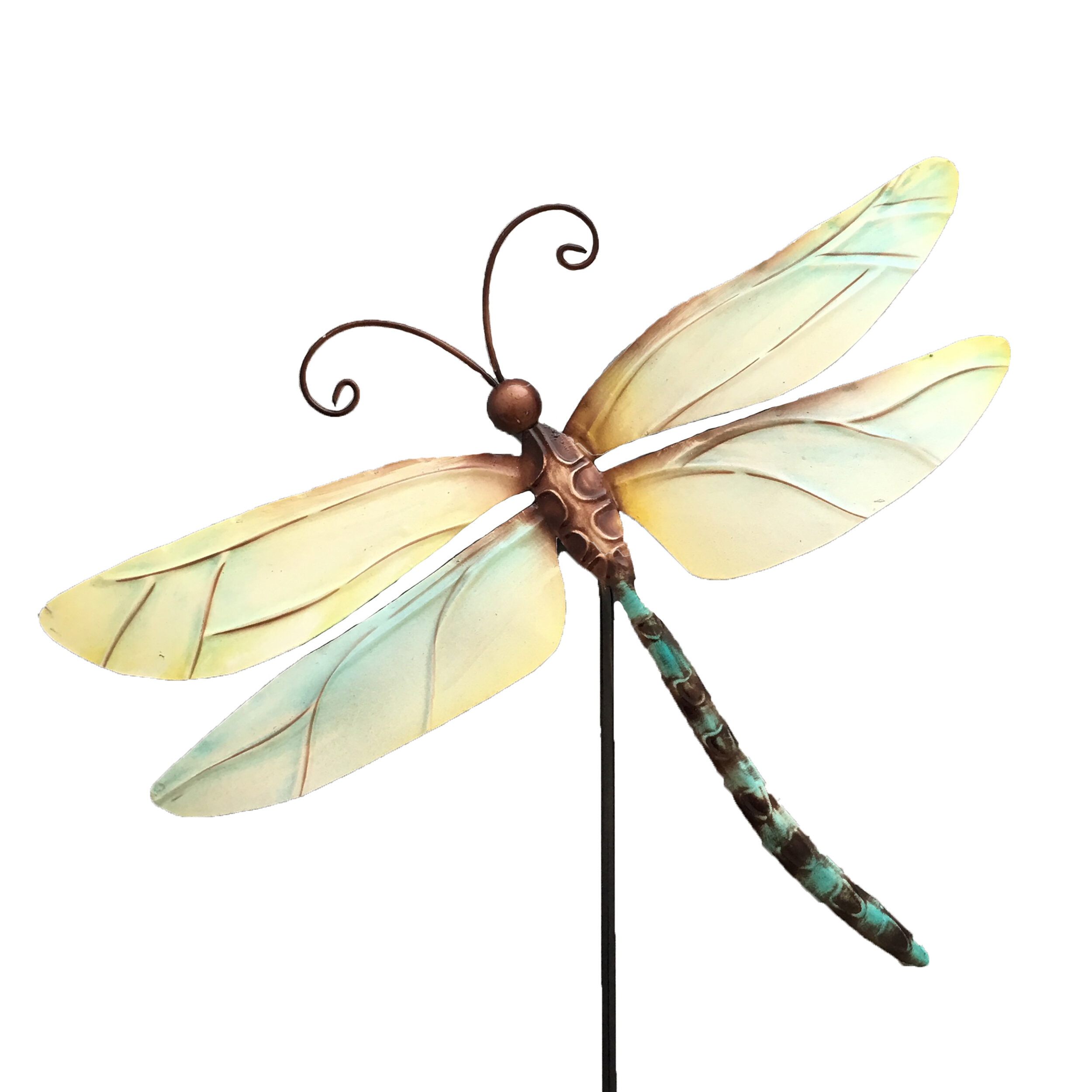 Ordinaire Eangee Home Design Pearl Dragonfly Garden Stake U0026 Reviews | Wayfair