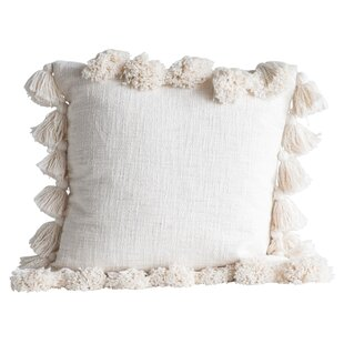 Tena Luxurious Cotton Throw Pillow