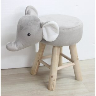Jaques Elephant Stool By Harriet Bee