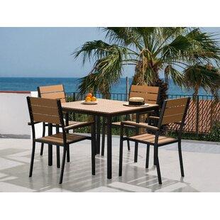 Home Loft Concepts Prato 5 Piece Dining Set