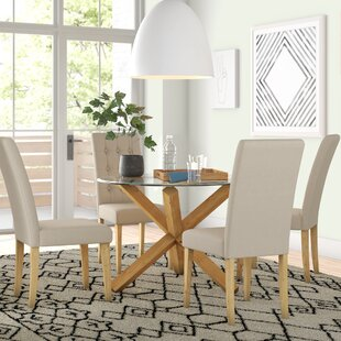 Review Juniper Dining Set With 4 Chairs