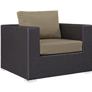 Brentwood Patio Chair with Cushions