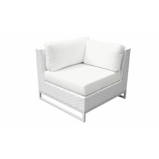 Miami Patio Chair with Cushions (Set of 2)