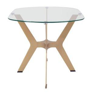 Orren Ellis Guillemette End Table