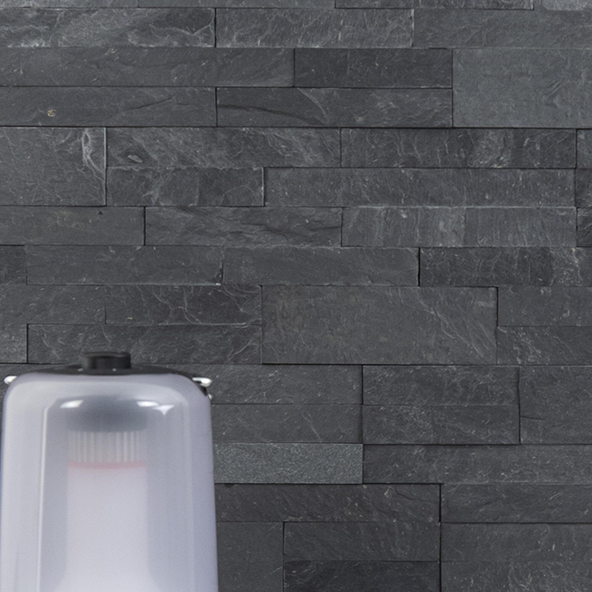 Peel /& Impress Peel/&Impress Self Adhesive backsplash Tile 11.25 X 10-4 Pack Dark Sky Marble Oblong 4 Count