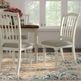 Cambrai Solid Wood Dining Chair (Set of 2)