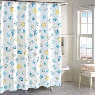 Hance Single Shower Curtain by Highland Dunes #1