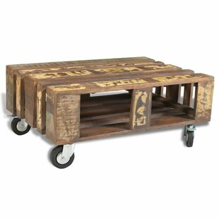 Waynesville Coffee Table With Storage By Williston Forge