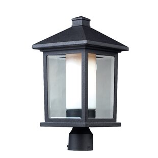 Savings Olive Outdoor 1-Light Lantern Head By Andover Mills