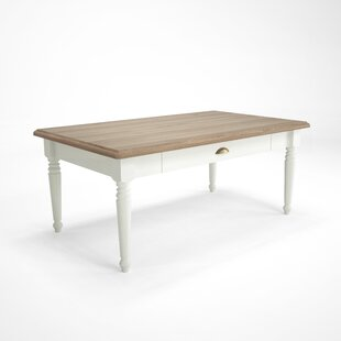 Uriel Coffee Table With Storage By August Grove