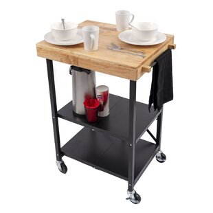 Reeves Collapsible Kitchen Cart