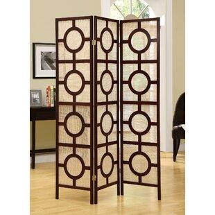 Monarch Specialties Inc. 3 Panel Room Divider