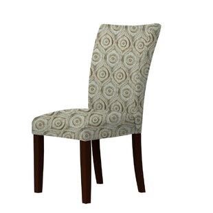 Wallington Parsons Chair (Set of 2) by Latitude Run