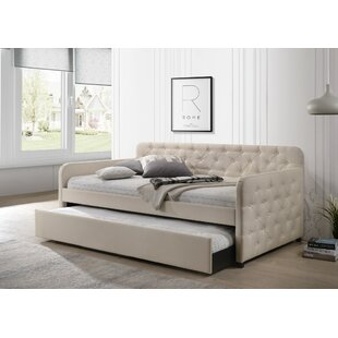 Tring Daybed with Trundle Ebern Designs
