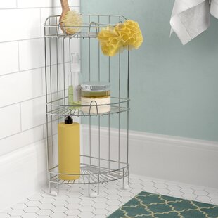 Beachcrest Home Neihoff Shower Caddy