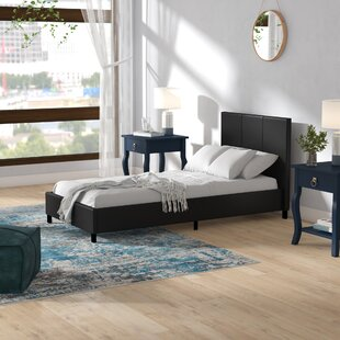 Bearden Upholstered Bed Frame By Marlow Home Co.