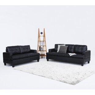 2 Piece Living Room Set by Madison Home USA