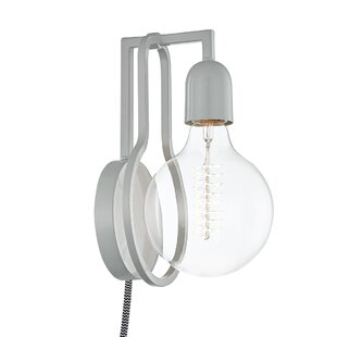 Modern Contemporary Plug In Wall Sconce With Cords Allmodern