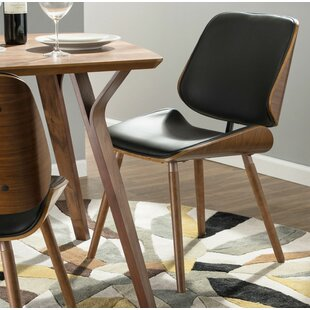 Arlon Upholstered Dining Chair (Set of 2) Wade Logan