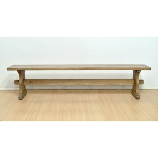 Casual Elements Santa Fe Wood Bench