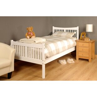 Pilar Bed Frame By Brambly Cottage