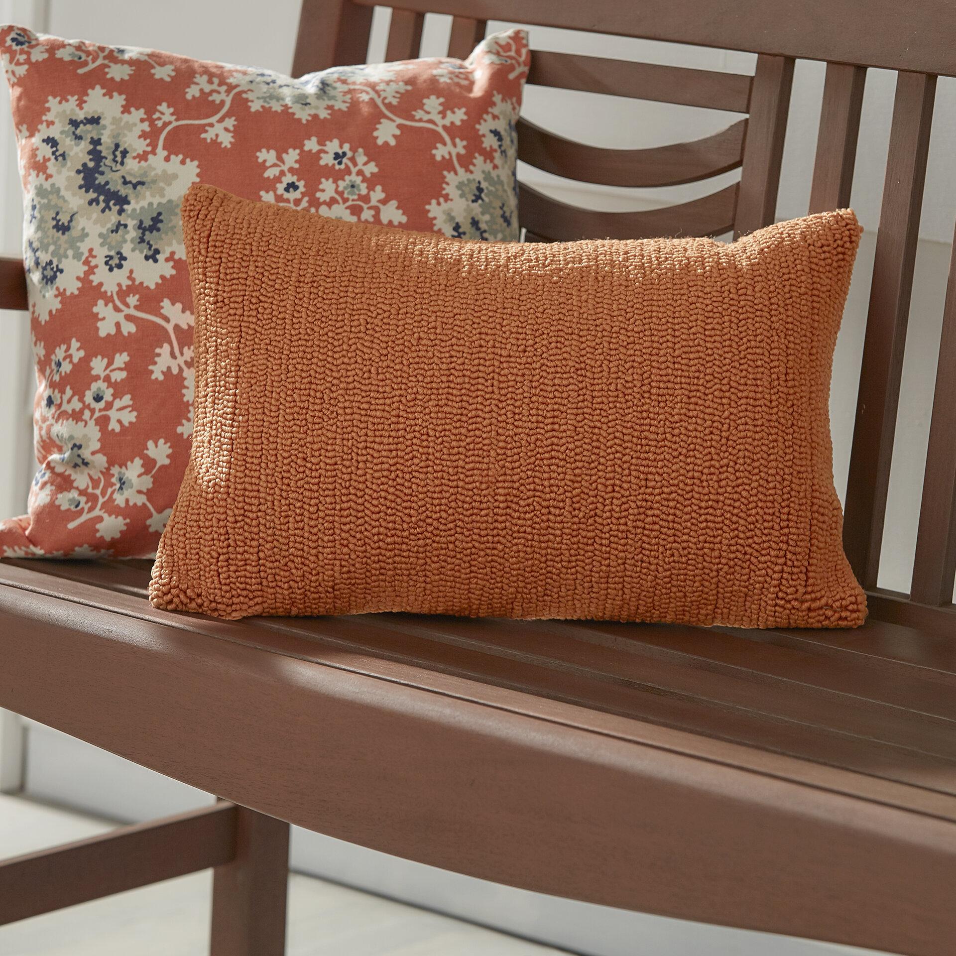Sandefur Outdoor Rectangular Lumbar Pillow Reviews