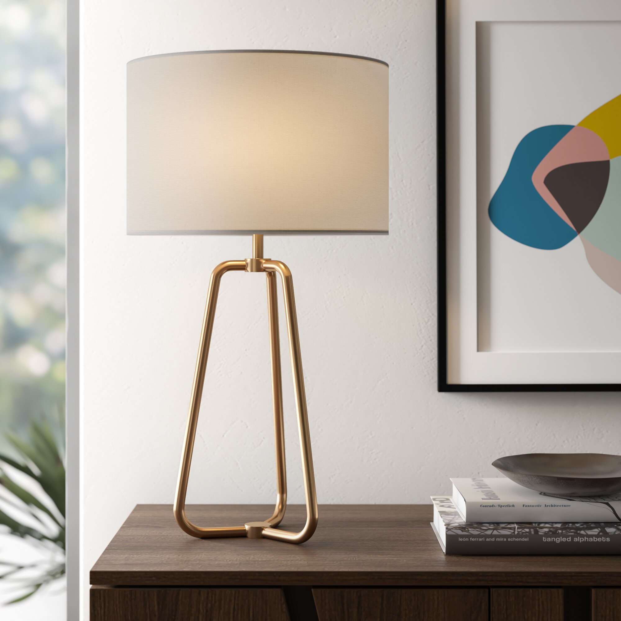 Mid Century Modern Table Lamps You Ll Love In 2020 Wayfair