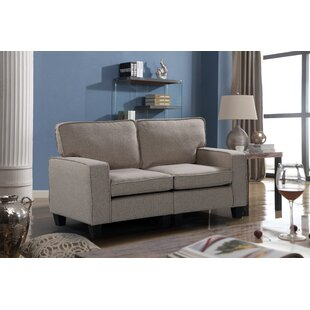 Bucci Loveseat by Canora Grey