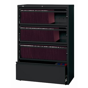 Symple Stuff Finnigan 4-Drawer Lateral File