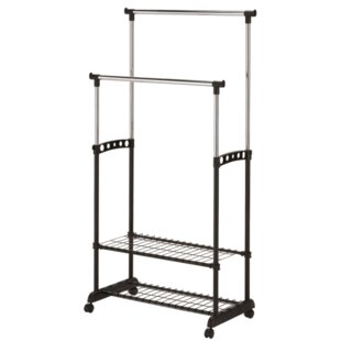 83cm Wide Clothes Rack By Symple Stuff