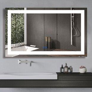 36 Inch Height Bathroom Mirror Wayfair